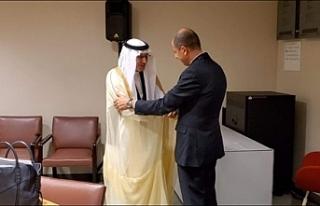 Özersay, İslam İşbirliği Teşkilatı Genel Sekreteri...