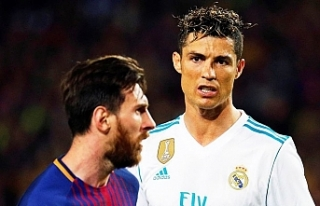 "Ronaldo: ""Messi futbol tarihine geçti ama ben..."