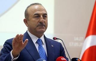 Rum Hükümeti, Çavuşoğlu'nun açıklamalarına...