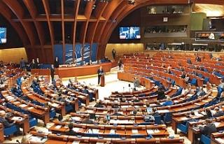 Rum Yönetiminden Avrupa Konseyi Bakanlar Komitesi'ne...