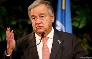 Rumlara göre Guterres'in son açıklamaları Türkiye'ye...