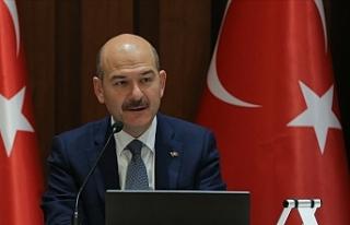 """Soylu: """"İstanbul ve Ankara için kayyım söz..."""