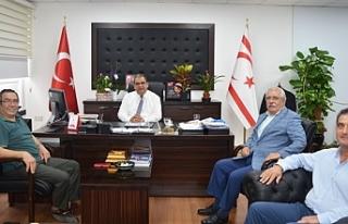 Sucuoğlu, Dr. Fazıl Küçük Vakfı Mütevelli...