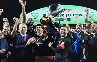 Süper Kupa Kartal'ın (4-5)