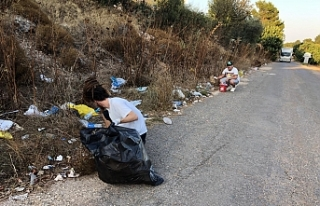 Take Action Cyprus, bu kez Boğaz Piknik Alanında...