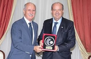 Tatar, KKTC ve TC Üniversite Sporları Federasyonu...