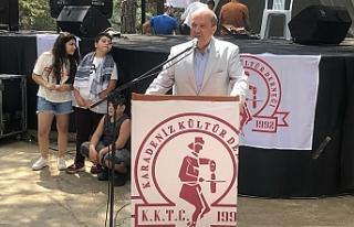 """Tatar: """"Vizyonumuz, KKTC'nin daha da güçlenmesi"""""""