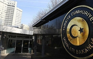 """TC Dışişleri Bakanlığı: """"Türkiye'ye..."""