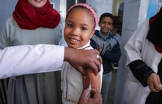 UNICEF'ten Yemen'de 2,8 milyon çocuğa...