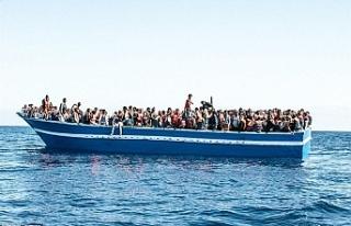 Akdeniz'de bu yıl ölen düzensiz göçmen sayısı...