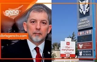 Akpınar'dan Girne Belediye Başkanı ve meclis...