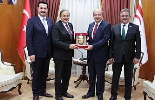 Başbakan, CHP heyetini kabul etti