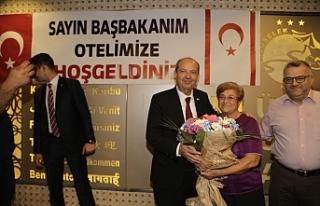 Başbakan Tatar Anamur'da