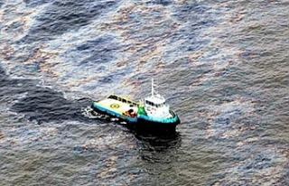 Brezilya'da petrol sızıntısı nedeniyle acil...