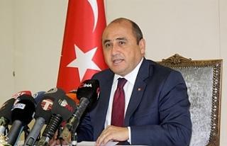 Büyükelçi Başçeri'den Barış Pınarı Harekatı'na...