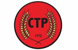 """CTP: """"Halkın cepheleşmesini, ayrışmasını ve..."""