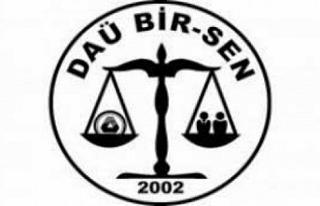 """""""DAÜ'de algı operasyonu yaratılmaya çalışılıyor"""""""