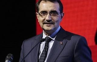 """Dönmez: """"Yavuz, Güzelyurt-1 lokasyonuna ulaştı"""""""