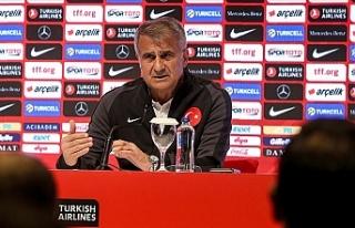 """""""Dört maçın en önemlisi Arnavutluk karşılaşması"""""""