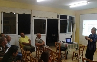 Eğitimler, Balıkesir'de devam ediyor