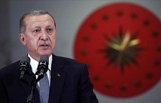 Erdoğan'dan Akıncı'ya tepki