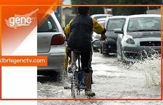 Etkili yağış uyarısı