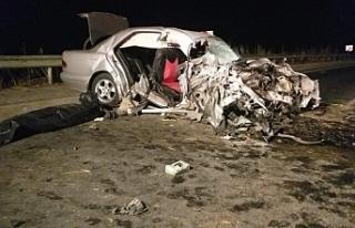 Feci kaza...3 kişi hayatını kaybetti