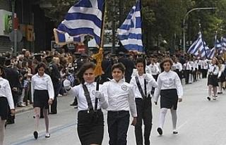 """Güney Kıbrıs """"Ohi"""" Günü'nü kutluyor"""
