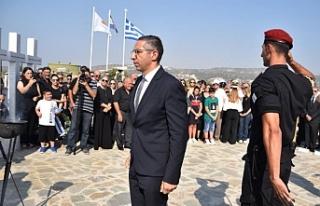 """Güney Kıbrıs ve Yunanistan'dan """"Atsalino..."""