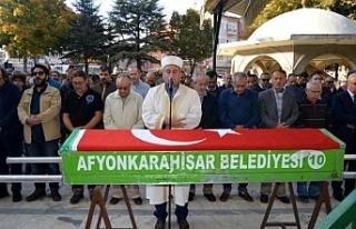 Hakan Çetinyaya, Afyon'da toprağa verildi