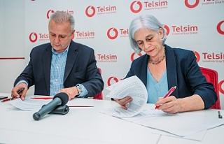 İş Kadınları Derneği ve Telsim arasında işbirliği...
