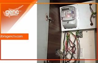 Kaçak elektrik kullanımını tespit edip önlemek...