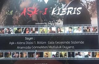 Kıbrıs Genç Tv ekranlarında yayına girecek dizinin...