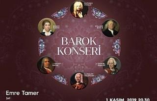 KKTC Cumhurbaşkanlığı Senfoni Orkestrası Barok...