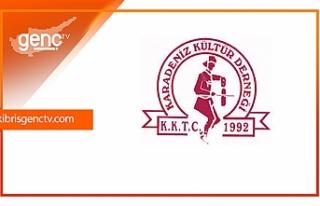 KKTC Karadeniz Kültür Derneği'nden destek