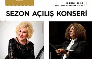 Kuzey Kıbrıs Müzik Festivali kapsamında konser