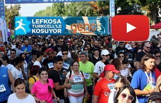 Maraton, 9 bine yakın katılımla yapıldı...Yayın...