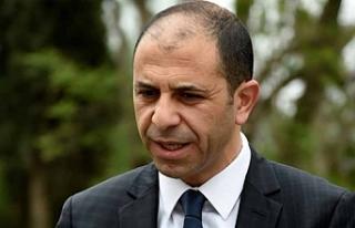 """Özersay: """"Barış Pınarı Harekatında Türkiye'nin..."""