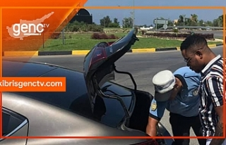 Polis Gazimağusa, Girne, Güzelyurt Ve İskele'de...