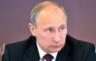 Putin'den 1 ekim mesajı