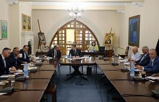Rum Ulusal Konseyi toplandı
