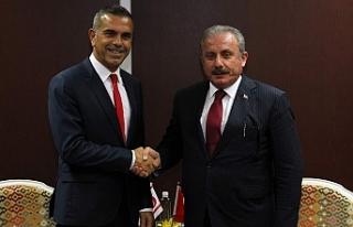 """Şentop: """"Türkiye'nin dostları ve kardeşleri..."""