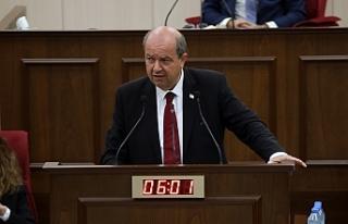 """Tatar: """"Ekonomide 2020 yılında büyüme olacak"""""""