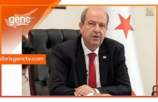 """Tatar: """"Kıbrıs Türk halkının haklarını..."""