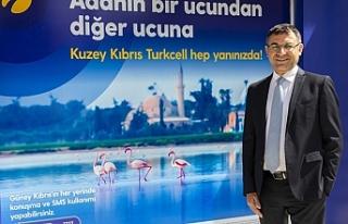 Turkcell'den güneyde internet kullanımı ile ilgili...