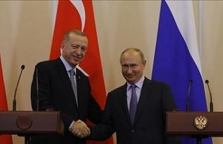 Türkiye ile Rusya Federasyonu arasında mutabakat...