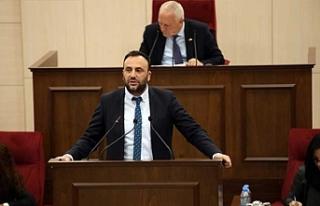 """""""UBP'nin Cumhurbaşkanını kınaması ve 'Bizi..."""