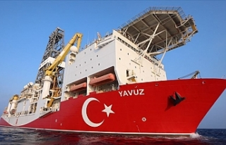 'Yavuz'un dönüşü, Doğu Akdeniz'de...
