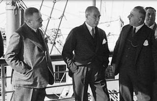 Atatürk ölümünün 81. yıldönümünde törenlerle...