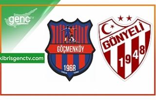 Atatürk Stadyumunda 3 gol